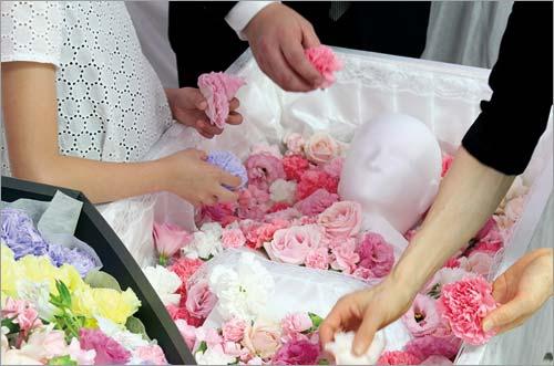 県央みずほ斎場の火葬式イメージ