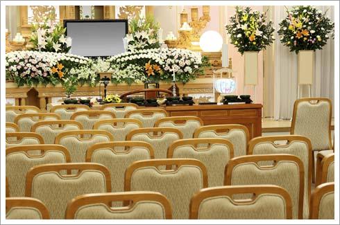 県央みずほ斎場の一般葬83プランイメージ